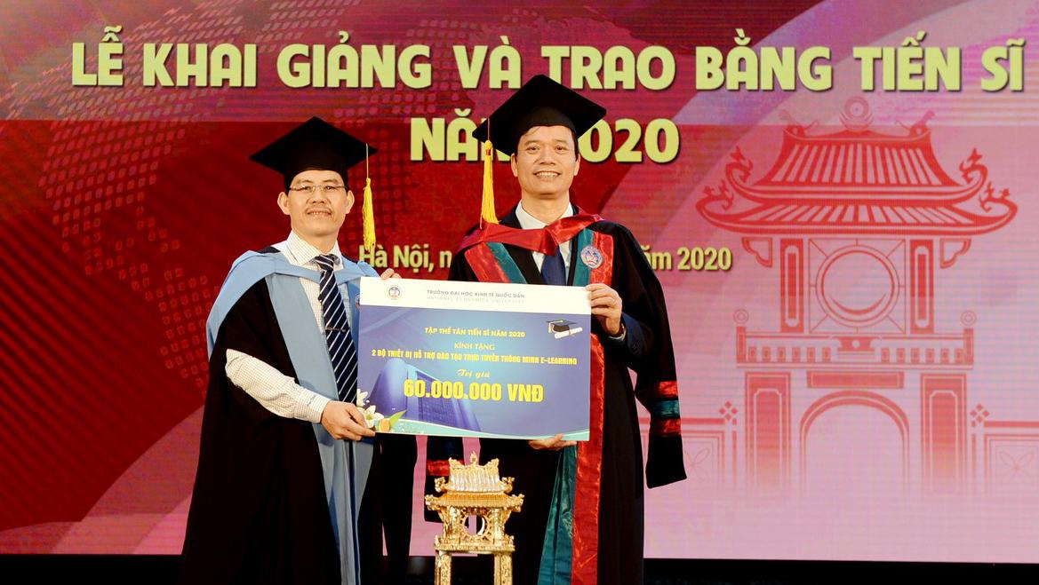 Thay lời muốn nói! - Món quà tri ân thầy cô của Tập thể Tân Tiến sĩ năm 2020