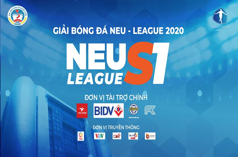 Trường Đại học Kinh tế Quốc dân chính thức Khai mạc Giải bóng đá NEU - League năm 2020